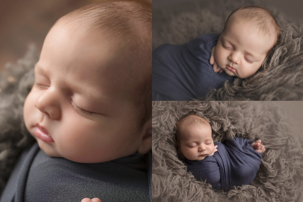 Baby Boy Newborn Photo Shoot Dallas Newborn Photographer Frisco Newborn Photographer CLJ Photography