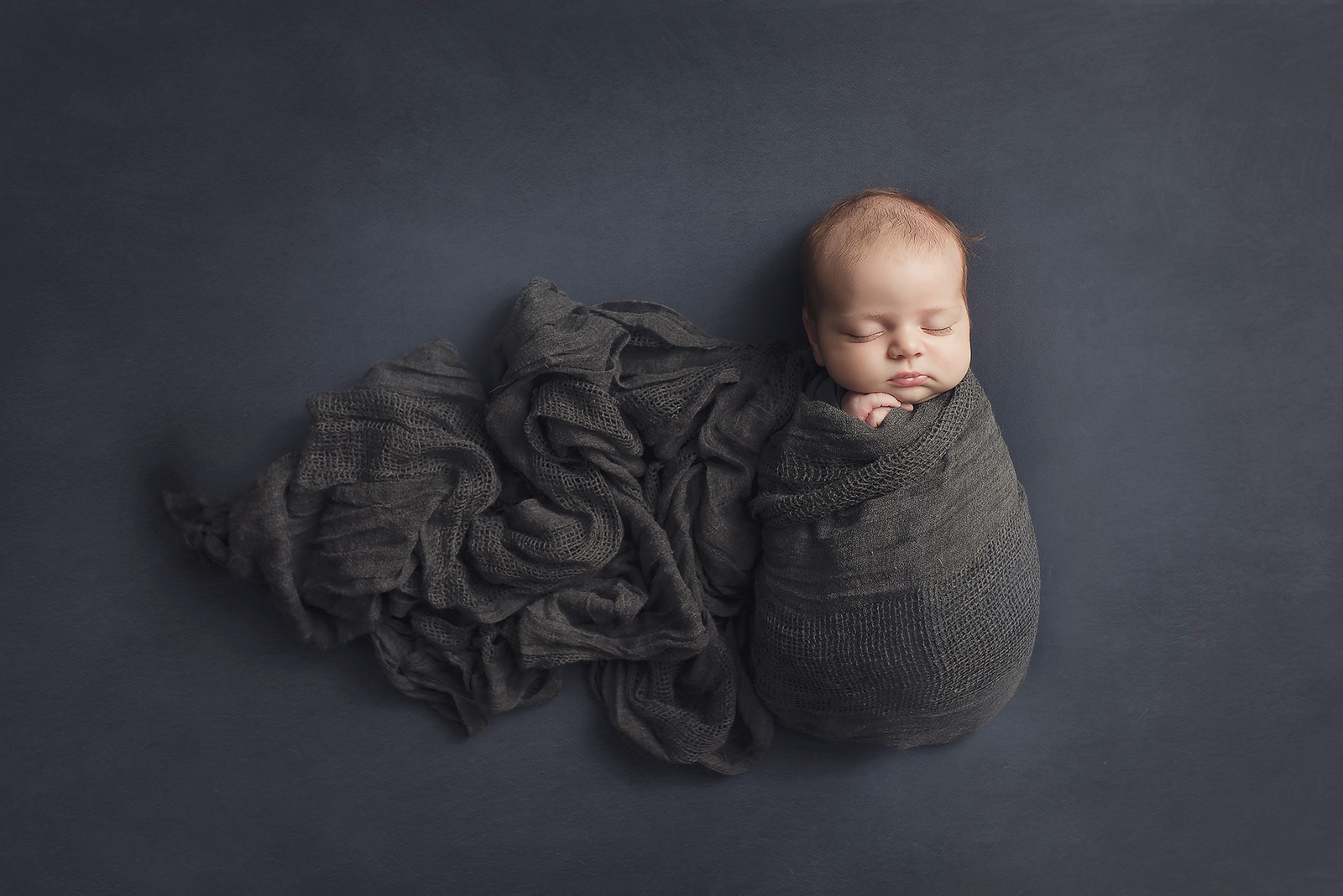 One month old baby boy frisco baby photographer clj photography
