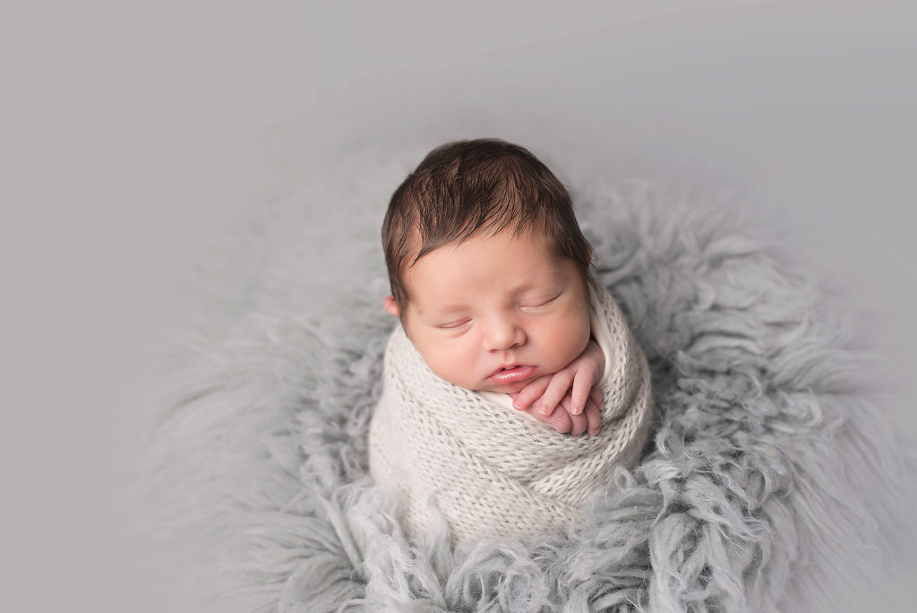 Fine Art Newborn Photo Shoot Frisco TX CLJ Photography