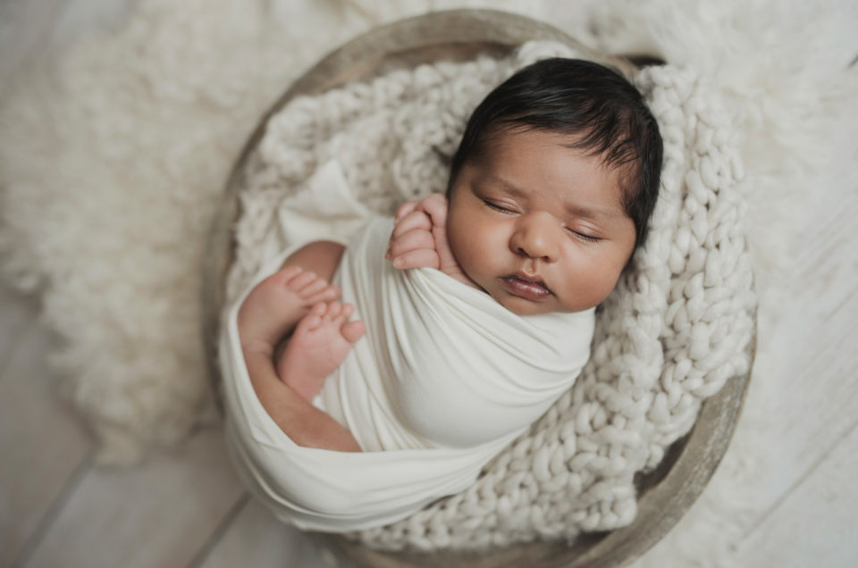 Newborn Photo Shoot Dallas TX CLJ Photography