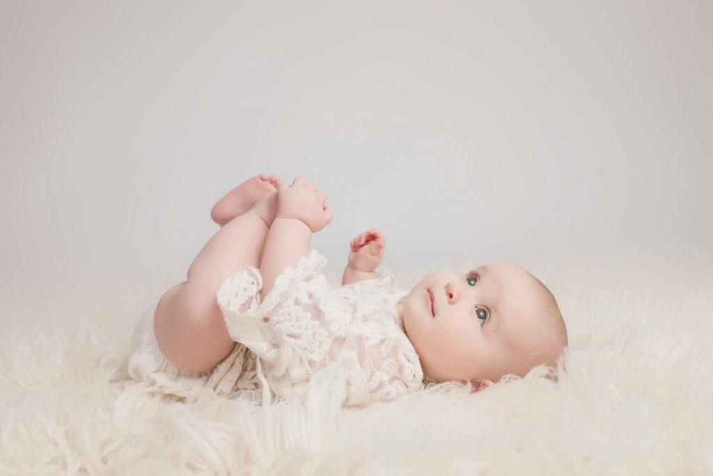 Dallas Studio Baby Photographer CLJ Photography