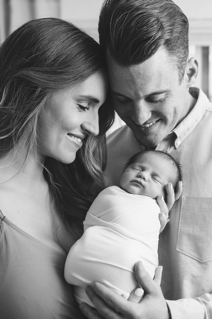 Dallas Nursery Dallas Infant Photo Shoot DFW Baby Photographer Superbowl Champion Clint Gresham CLJ Photography